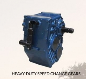 Comer C-3A Gearbox